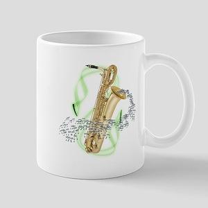 Baritone Saxophone Mug