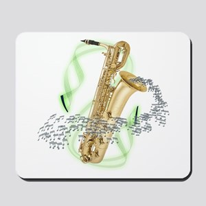 Baritone Saxophone Mousepad