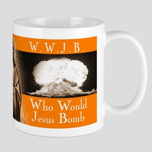 WWJB - Traditional Jesus Mug