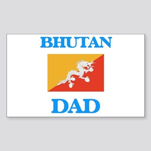 Bhutan Dad Sticker