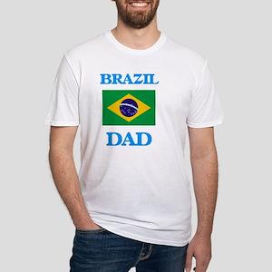 Brazil Dad T-Shirt