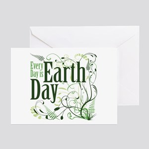 Every Day is Earth Day Greeting Cards (Pk of 20)