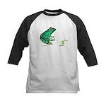 Goliath Frog Baseball Jersey