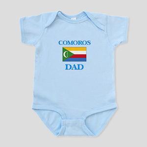 Comoros Dad Body Suit