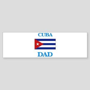 Cuba Dad Bumper Sticker
