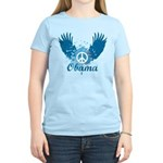 Obama Peace Symbol Women's Light T-Shirt