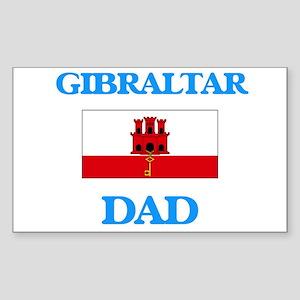 Gibraltar Dad Sticker