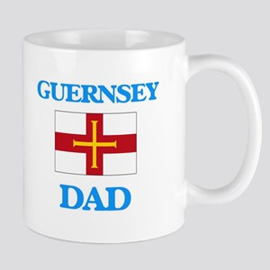 Guernsey Dad Mugs