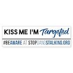 Bumper Sticker - 10 Pack - Kiss Me I'm Targete
