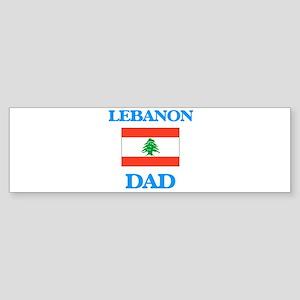 Lebanon Dad Bumper Sticker