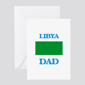 Libya Dad Greeting Cards