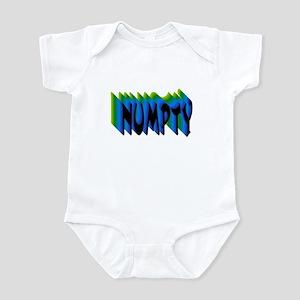 NUMPTY Infant Bodysuit