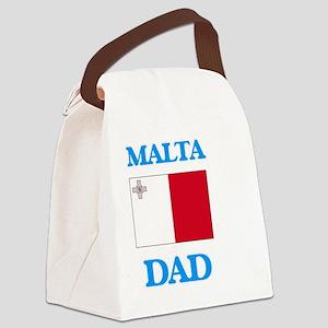 Malta Dad Canvas Lunch Bag