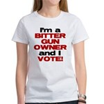 Bitter Gun Owner Women's T-Shirt