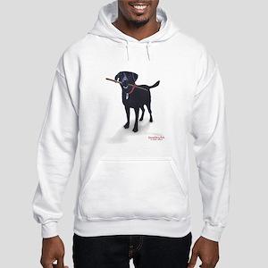 STICK CHASER Hooded Sweatshirt