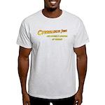Cunnalingus Jonez and krystal's Light T-Shirt