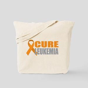 Cure Leukemia (Orange) Tote Bag
