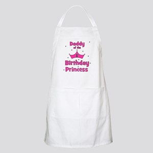 Daddy of the 1st Birthday Pri BBQ Apron