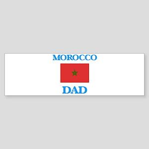 Morocco Dad Bumper Sticker