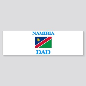 Namibia Dad Bumper Sticker