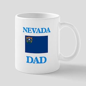 Nevada Dad Mugs