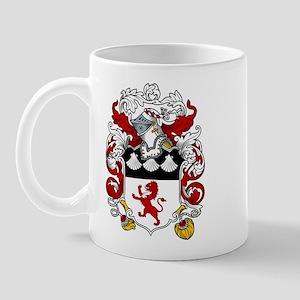 Russell Family Crest Mug