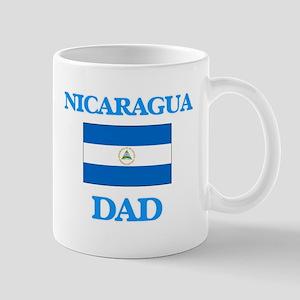 Nicaragua Dad Mugs