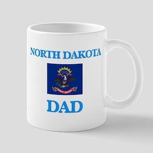 North Dakota Dad Mugs
