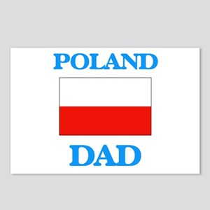 Poland Dad Postcards (Package of 8)