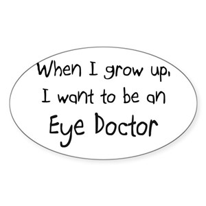 2c14b57a51a Optometry School Stickers - CafePress