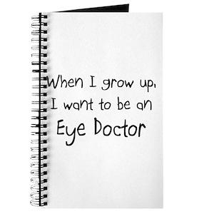 67832422c95 Optometry School Notebooks - CafePress