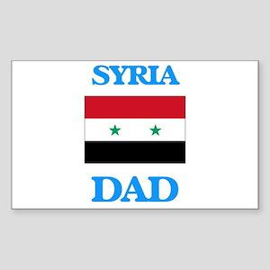 Syria Dad Sticker