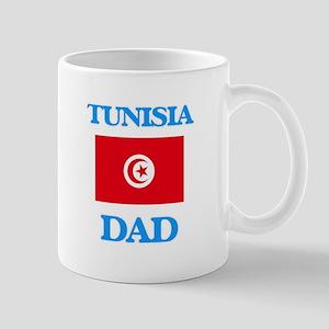 Tunisia Dad Mugs