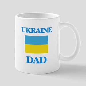 Ukraine Dad Mugs