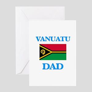 Vanuatu Dad Greeting Cards