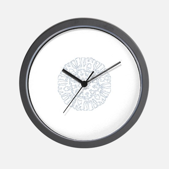 Vote 2008 Wall Clock