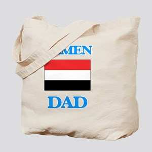 Yemen Dad Tote Bag