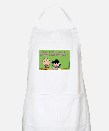 Dear Mom, Happy Father's Day! Apron
