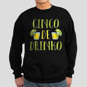 Cinco De Drinko Sweatshirt (dark)