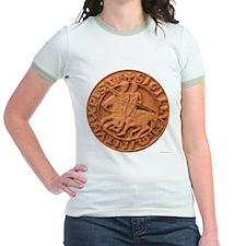 Wax Templar Seal Jr. Ringer T-Shirt