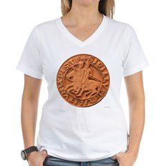 Wax Templar Seal Shirt