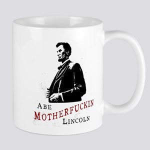 Abe MF Lincoln Mug