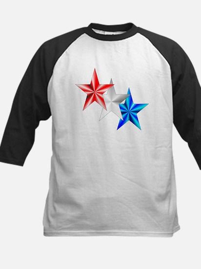 Stars Kids Baseball Jersey