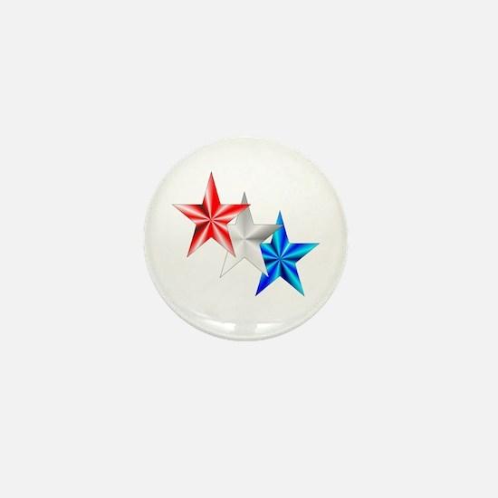 Stars Mini Button (10 pack)