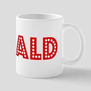 Retro Gerald (Red) Mug