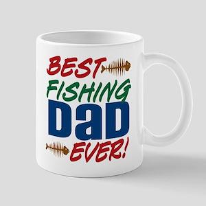 Best Fishing Dad Ever! Mug