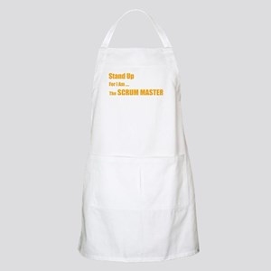 Stand for the scrum master Light Apron