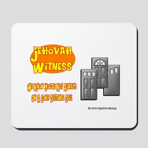 Jehovah Witness Pro Mousepad