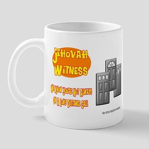 Jehovah Witness Pro Mug