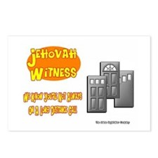 Jehovah Witness Pro Postcards (Package of 8)